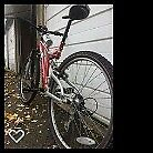 A fully suspension Adult bike in a perfect condition