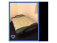 sofa bed futon metal framed 4ft x 6ft  in good condition  4ft futon   sofa bed  u0026 futons for sale   gumtree  rh   gumtree