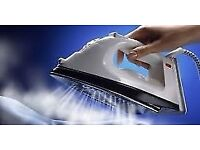 Professional home ironing services
