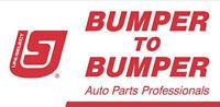 Bumper to Bumper, your local auto parts professionals!