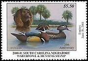 South Carolina Duck Stamp