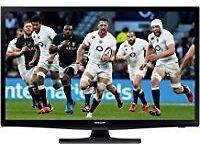 """As new 32"""" SAMSUNG LED 1080p full HD + freeveiw inbuilt Tv"""