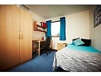 Student Accommodation in Beeston for University Of Nottingham. Flat of 7 in Albion House
