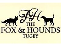 Hospitality & Catering, Front of house bar & waiting staff AND/OR chef required for busy country pub