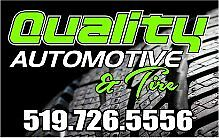 ATV AND DIRTBIKE REPAIR AT QUALITY AUTO AND TIRE