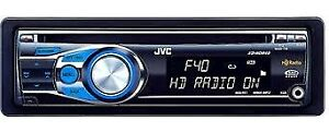 JVC KD-R810 CD MP3 receiver /USB/MP3/Bluetooth