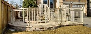 NEW PRICE! Wrought Iron Fence for sale!