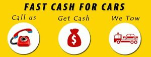TOP CASH FOR YOUR CAR!!! 647-822-5153