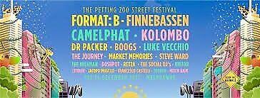 3 x Petting Zoo Festival Tickets