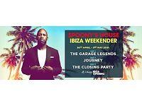 Ibiza House and Garage Weekend 2021