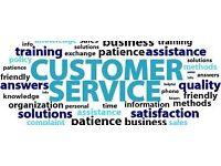 Customer Service (Entry Level)