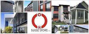 Store extérieur Suisse Store inc.