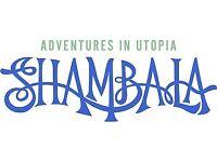 Two Shambala Tickets & Car Park Pass