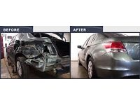 BARRY'S AUTOBODY REPAIRS DENTS&SCRATCHES £35