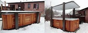 COVANA AUTOMATED HOT TUB GAZEBOS AND COVERS