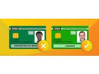 London CSCS Level 1 Green Card Course - 99.99%Success Rate - BOOK NOW!