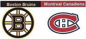 CANADIENS VS BOSTON ROUGE-GRIS SAMEDI LE 24 NOV. HEURES : 19h00P