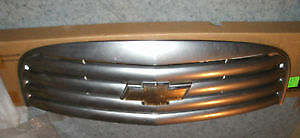 HHR OEM Front Grille in good condition c/w Chev emblem