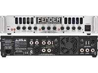 Fender TB600 Bass Amp Head