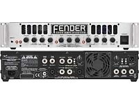 Fender TB600 Bass Amp (Head)