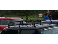 Classic mini retro roof rack