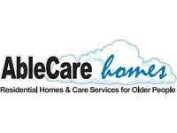 Kitchen Assistant in a Care Home Environment