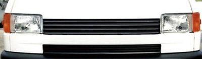 VW Transporter T4 Van inc Camper Short Nose Plain Black Debadged Sports Grille