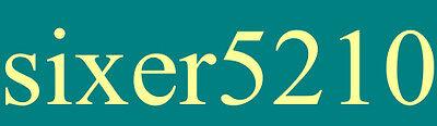 sixer5210