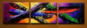 3020- Brand new, Hand made Oil painting  on Canvas, Abstract