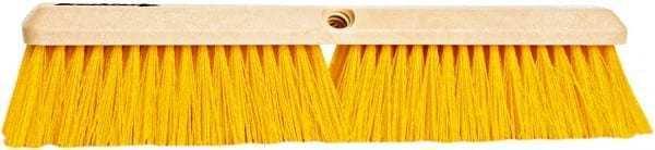 "PRO-SOURCE 18"" General Purpose Polypropylene Push Broom"