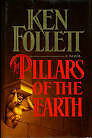 The Pillars Of The Earth by Ken Follett hardcover