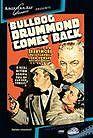 Bulldog Drummond Comes Back (E.E. Clive) - Region Free DVD - Sealed