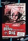 Brain That Wouldn't Die (Leslie Daniel) - Region Free DVD - Sealed