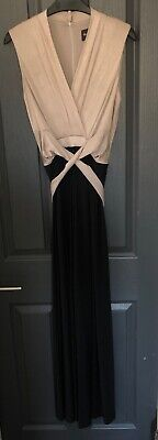 Phase Eight Wide Leg Jumpsuit - Size 10