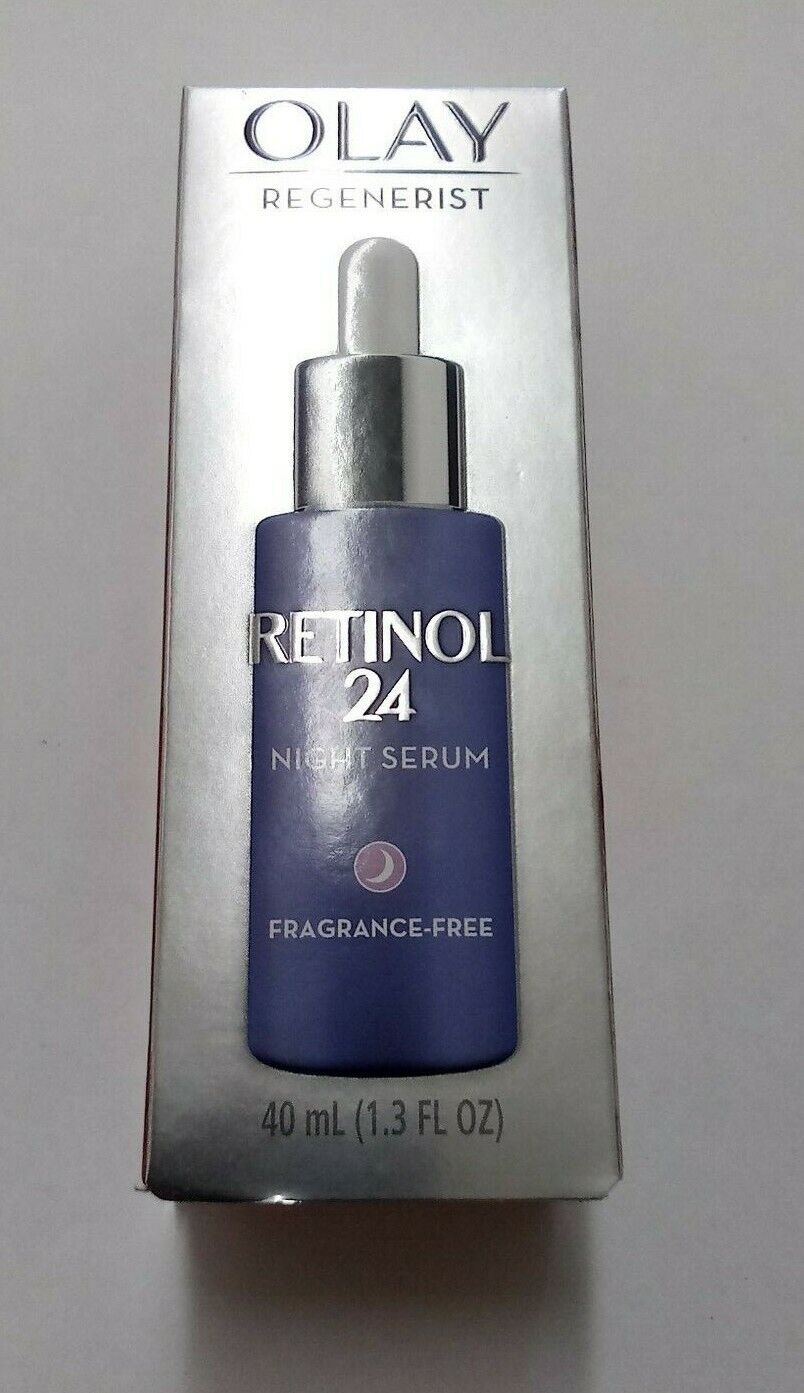 Olay Regenerist Retinol 24 Night Serum- Fragrance-Free 40 mL