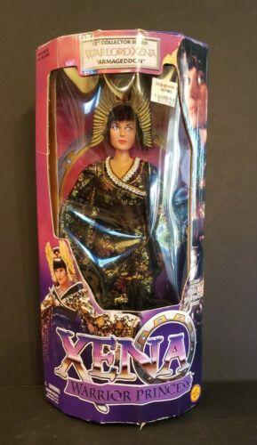"1999 Xena Warrior Princess - Warlord Xena Armegeddon 12"" Collection #42025"