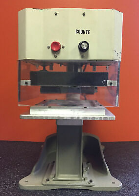 Geo. Knight Co. 994ga 6 X 8 Heat Platen Custom Bottom Plate Swing Away Press