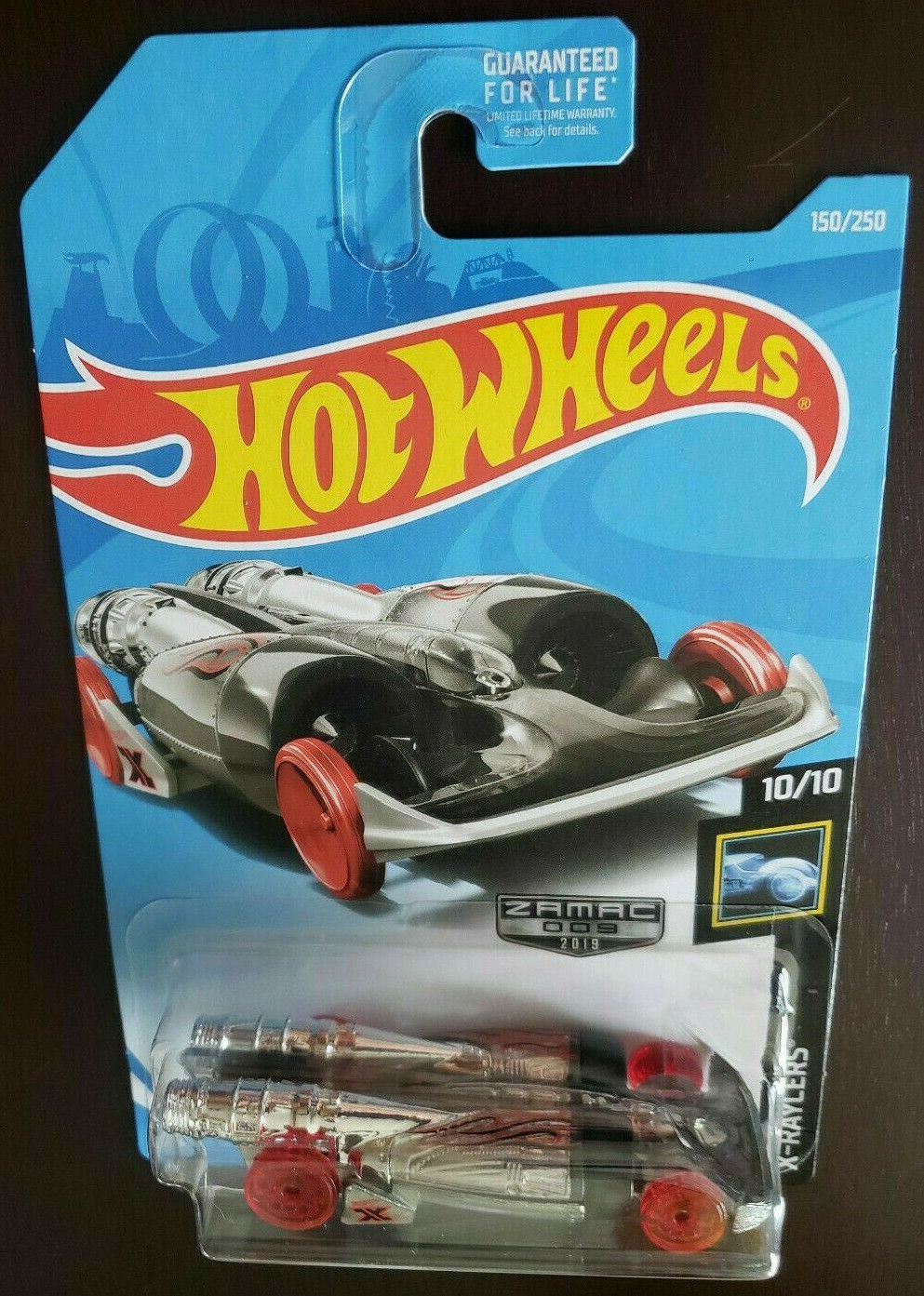 Hot Wheels 2019 #9 Zamac SALT SHAKER 10//10 150//250