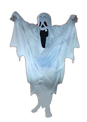 Halloween Cosplay Karneval Fasching Kostüme weiß Geist Gespenst Zombie Tod