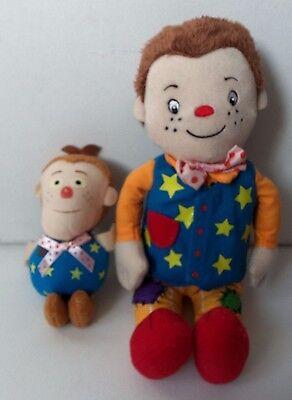 2 Mr Tumble Justin Fletcher Something Special Plush Soft Toy Figure Doll