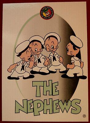 POPEYE - Individual Card #20 - The Nephews - Card Creations - 1994