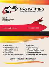 Max Painting Lane Cove Lane Cove Area Preview