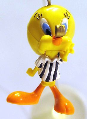 TWEETY Bird PIE Dangling DANGLER Looney Tunes WB STORE REFEREE WARNER BROS 8098