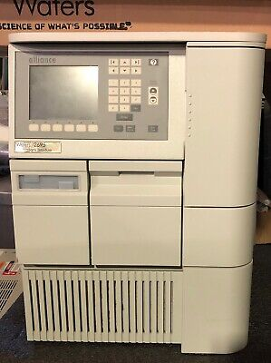 Waters Hplc Alliance 2695 Separation Module