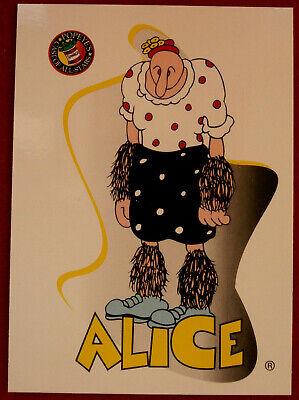 POPEYE - Individual Card #15 - Alice - Card Creations - 1994
