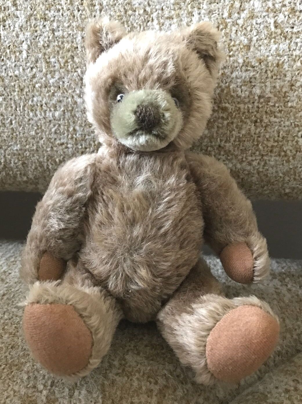 Bear Attack: Steiff new editions 2005 - Steiff Teddy Old fashioned jointed teddy bears