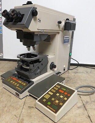 Olympus Vanox Ahbs3 Microscope With Controller Light
