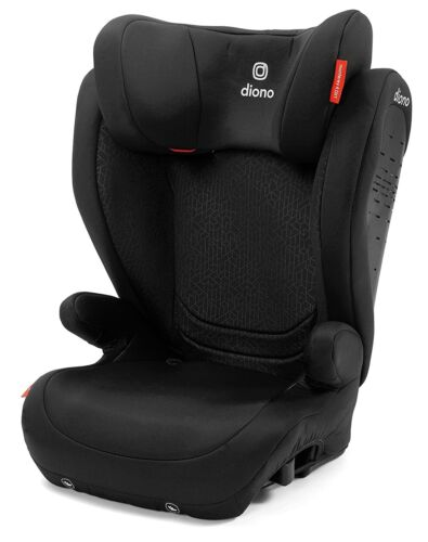 Diono Monterey 4DXT 2 in 1 Expandable Child Safety Booster Car Seat Black NEW