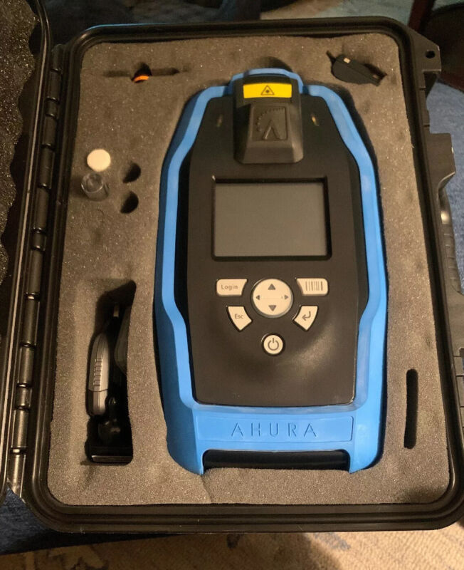 AHURA SCIENTIFIC TRUSCAN Material Verification Analyzer