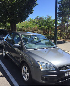 2006 Ford Focus Hatch Low KMs Manual Elsternwick Glen Eira Area Preview